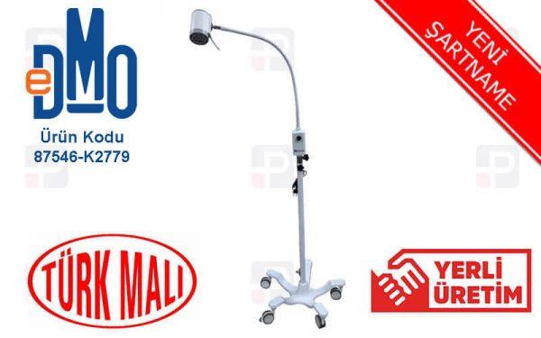 DMO Ürünü:87546-K2779 Velar ML-1700 Ledli Muayene Lambası