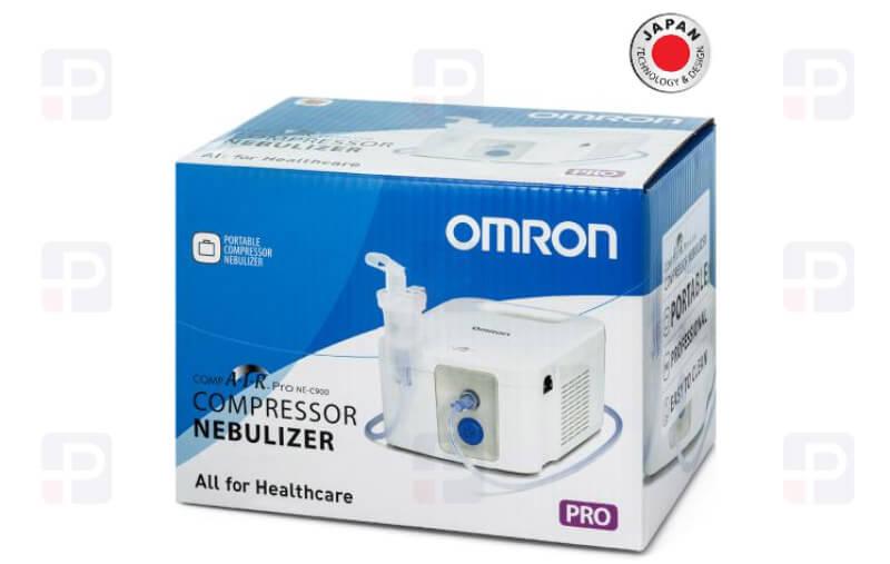 Omron Nebulizatör NE-C900 kutulu japan technology desing
