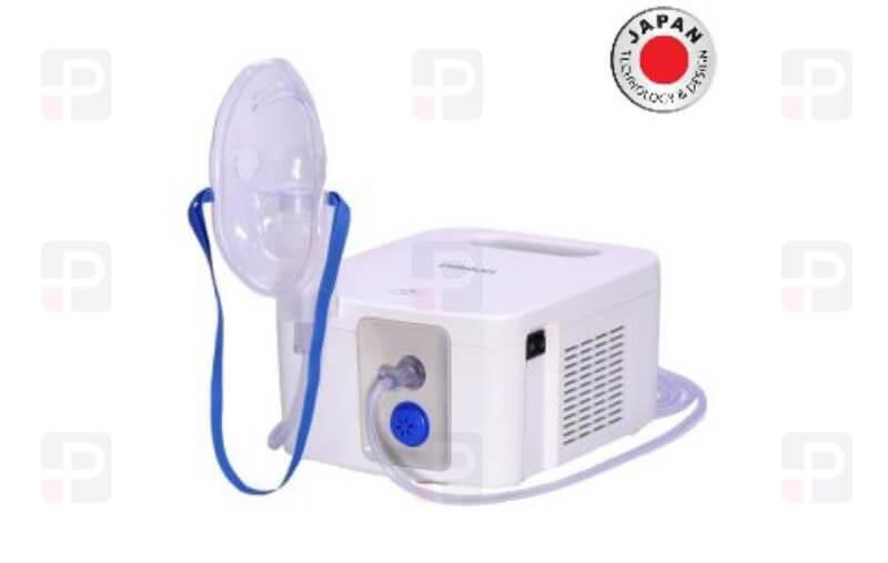 Omron Nebulizatör NE-C900 solunum aslım bronşit cihazları