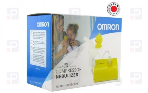Omron Nebulizatör C801KD-NE-C801S-KDE(V)