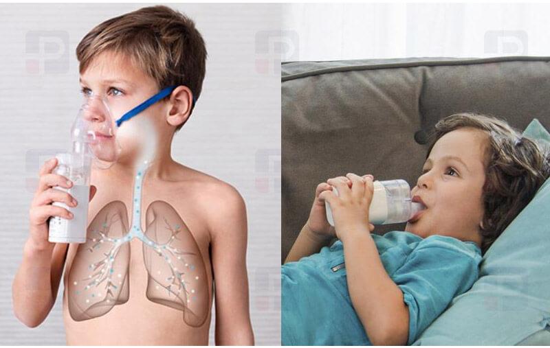 Omron Nebulizatör Nebulizer MicroAir U100 NE U100-E yetişkin çocuk solunum Cihazı